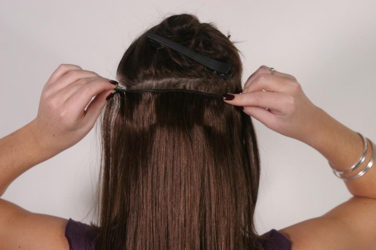 Extensiones de cabello real Clip In-03